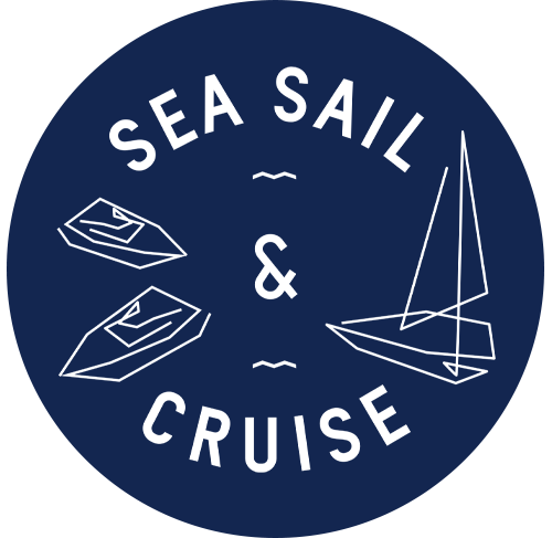 logo sea sail cruise